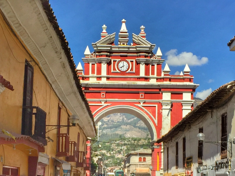 Arco de Triunfo - Ayacucho