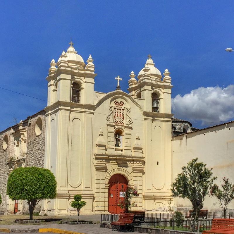 Templo Santa Teresa