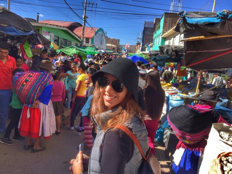 Mercado de Huanta